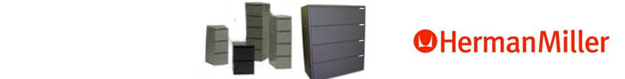 File Cabinet Parts-Herman Miller B Style