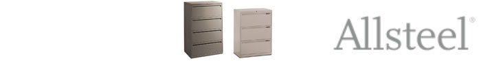 Allsteel File Cabinet Parts