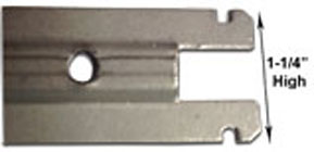 Anderson Hickey Premier File Rails Replacements For