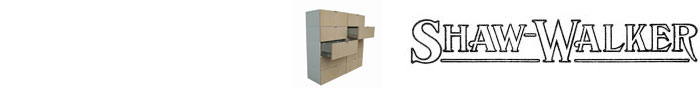 File cabinet accessories-Shaw Walker